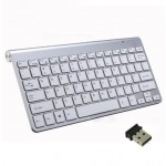 2.4G Wireless Keyboard 78 Key Mute Mini Keyboard For Desktop Laptop Table Smart TV